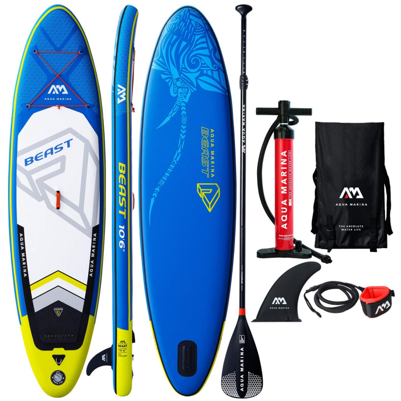 Aqua Marina Beast stand up paddle