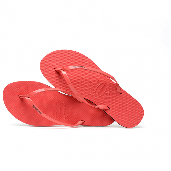 Havaianas You Metallic női strandpapucs, korall