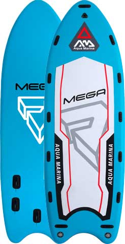 Aqua Marina Mega stand up paddle