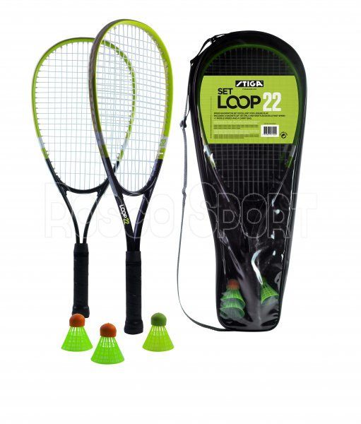 Stiga Loop 22 SpeedBadminton szett