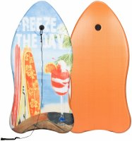 Waimea Ergo Shape II bodyboard, Freeze